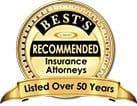 Best's | Recommended Insurance Attorneys